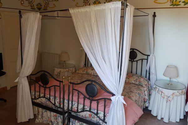 Camera Giovanna di casa Carlotta