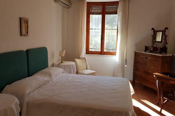 Camera Maria Pia suite di casa Carlotta