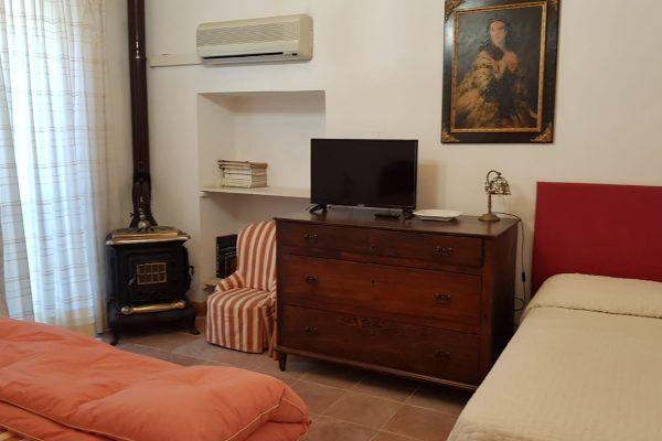 Camera Marinella di casa Carlotta