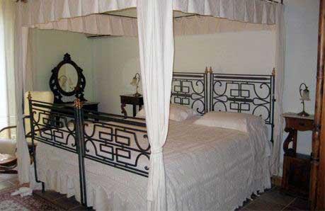 Camera Sposa di casa Carlotta