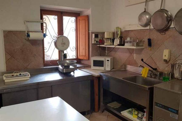 Cucina di casa Carlotta