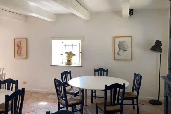 Sala colazione di casa Carlotta