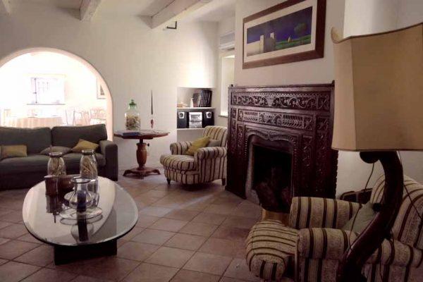 Casa Carlotta, salone grande