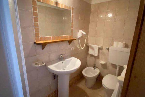 Bagno camera 1 di casa Felice 2